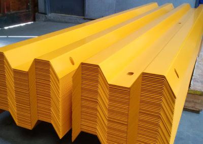 Safety Barriers // Safety Yellow