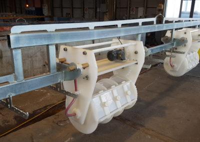 Escudo Electroplating // Bulk Electroplating Barrels